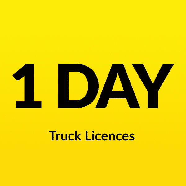 The Driving School - 1 Day Licences